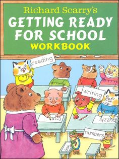 richard scarry characters - Google Search