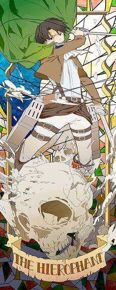 Levi | Shingeki no Kyojin #anime