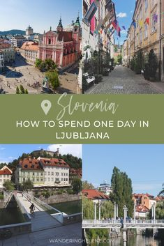 What to do in Ljubljana, Slovenia. See the beautiful old city, Ljubljana Castle, Preseren Square, Metelkova, and museums. See all of the things to do in Ljubljana, where to eat, travel tips, and more. Ljubljana | Ljubljana things to do | Ljubljana travel | Slovenia travel | Slovenia Ljubljana #europeandestinations #sustainabletravel #ljubljana #centraleurope Europe Travel Tips, Travel Destinations, Budget Travel, Travel Guides, European Destination, European Travel, Travel Pictures, Travel Photos, Slovenia Ljubljana
