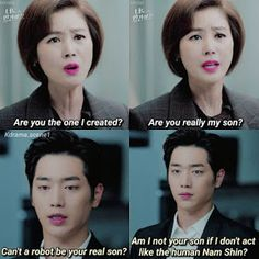 Below are 18 of the most beautiful quotes from 'Are You Human Too?' that you won't be likely to forget. I don't want this drama to come t. Series Movies, Movies And Tv Shows, Seo Kang Joon, Kang Jun, Korean Actors, Korean Dramas, Gong Seung Yeon, Japanese Show, Romantic Doctor