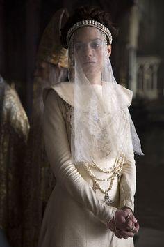 Lady Macbeth - Marion Cotillard in Macbeth, set in the 11th century (2015).