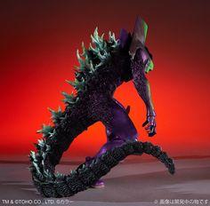 Eva-01 Godzilla Cells Awaken | Evangelion:BR