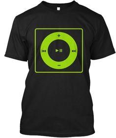 Play Music - Green - Men's | Teespring