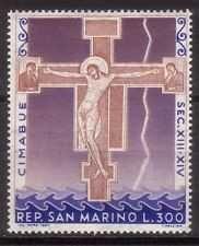 San Marino Cimabue mnh