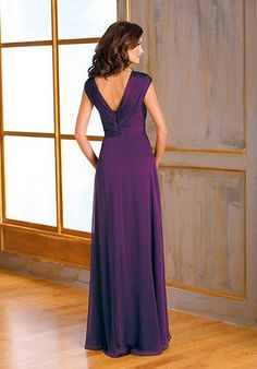 Jade J175009 Purple Mother Of The Bride Dress