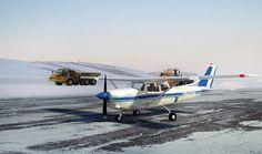 Cessna127 Cuttless RG2 25$ #aircraft #3D #cessna