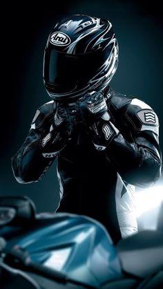 Honda Brat - Cars and motor Black Motorcycle Helmet, Motorcycle Style, Black Helmet, Motorcycle Quotes, Style Moto, Image Moto, Biker Photoshoot, Gp Moto, Bike Leathers