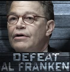 Al Franken is trying to lock up reelection early so he can keep pushing his leftist agenda in the Senate for another 6 years, but we can't let that happen! We must win back this seat in 2014, and we need your help right now!