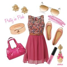 Pretty in PINK!  =)