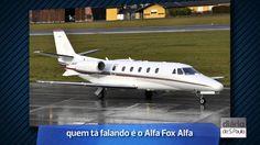 Em áudio, piloto anuncia mudanças em vôo de Eduardo Campos