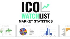 PR: ICOWatchlist.com Introduces: A New Ico Market Statistics Tool