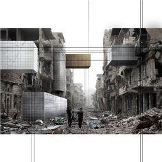adrian labaut hernandez presents alternate architectural landscapes