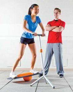Orange M-Board Balance Trainer $60