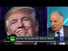 Big Picture Interview: Ralph Nader, Breaking Through Power: It's Easier Than We Think. If Donald Trump's election represented anything - it was the complete ...