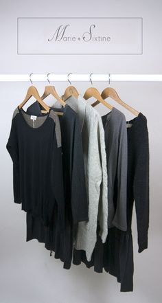 New Arrival clothing from Marie Sixtine
