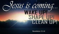 ❥ Jesus is Coming!!!