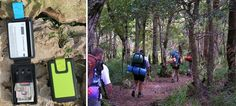 A wallet for walkers Fall Sports : Hiking - Lockbox · the portable safetybox · - LOCKBOX