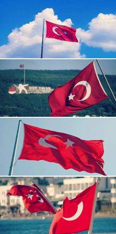Sevgililer günün kutlu olsun albayrak Flag of Turkey More Pins Like This At FOSTERGINGER @ Pinterest