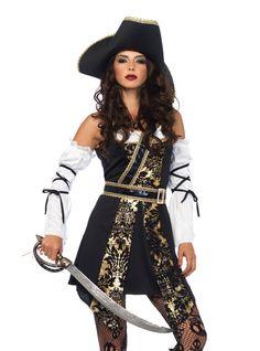 f45f34cb7 Las 39 mejores imágenes de Disfraces de piratas, guerreras, vikingas ...