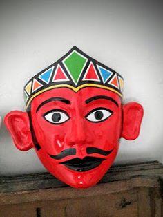 Dokumentasi Batavia art Colection: Blog, Mascaras, Wood