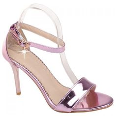 Sweet Patent Leather and Stiletto Heel Design Women's Sandals #>=#>=#>=#>=#> Click on the pin to check out discount price, color, size, shipping, etc. Save and like it!