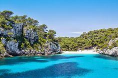 Cala Macaralleta, Ven a Menorca, http://blog.autosvalls.com