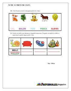 Un blog ce cuprinde planse de colorat si fise de lucru pentru copii. Acest blog vine ca un ajutor in intampinarea cadrelor didactice. English Phonics, Kids Education, Activities, Words, Literatura, Rome, Early Education, Horse