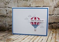Lift Me Up Cards-A-Latte Sample from Presentation