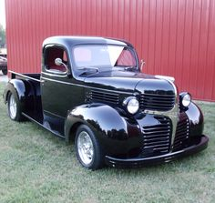 Our 1941 Dodge truck