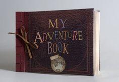 Scrapbook Up Altas Aventuras! - Donna Dolce
