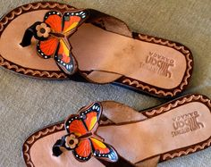 mexican leather butterfly earrings - Google Search Butterfly Shoes, Butterfly Earrings, Leather Sandals, Shoes Sandals, Flats, Sock Shoes, Shoe Boots, Hippie Shoes, Boogie Shoes