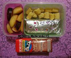 Monkey Munchables - #Pizza wrap! #Kids #lunch #bento #ideas