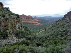 Sedona, AZ Allens Bend and Casner Canyon Trails, Sedona - picture of Casner Canyon Trail