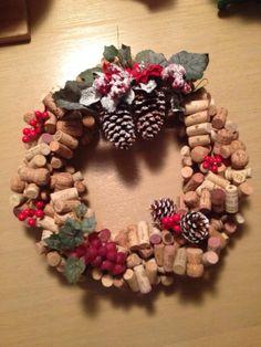 IMG_4553.JPG. Cork wreath...