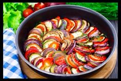 ✨Ratatouille Casserole  Vegan Or Not You Choose✨