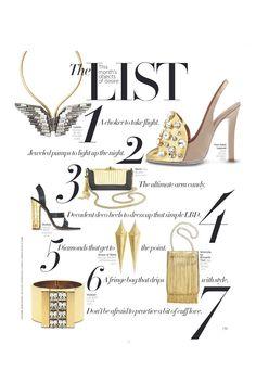 Harper's Bazaar Unveils New Look. Still using Hoefler&Frere-Jones Didot.