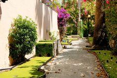 Bilder fra Parque Nogal, Maspalomas   Ving Bungalows, Sidewalk, Maspalomas, Parks, Pictures, Side Walkway, Walkway, Bungalow, Walkways