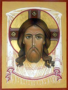 Church Interior, Our Savior, Orthodox Icons, Byzantine, Holy Spirit, Christianity, Catholic, Religion, Spirituality