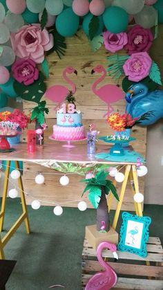 #flamingo #party #festa #aniversario #biscuit #topper #birthyday  #birthy