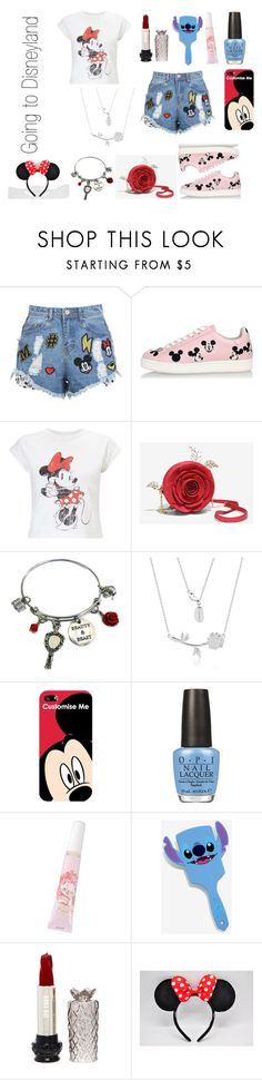 """Day 24 - 100 day Challenge"" by sofifer ❤ liked on Polyvore featuring MOA Master of Arts, Miss Selfridge, Disney, OPI and Anna Sui"