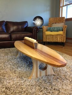 surfboard table.this would be cool if i could do it with a