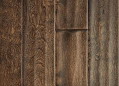 "5/8"" x 4-3/4"" Cocoa Birch Handscraped - Virginia Mill Works 