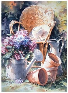 Christian Graniou-Watercolor