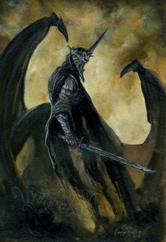The Witch-king - by: Soni Alcorn-Hender