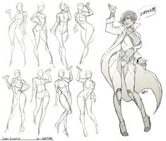 Commission - Dr Meagan Heart by kasai on DeviantArt Female Pose Reference, Figure Drawing Reference, Anatomy Reference, Art Reference Poses, Hand Reference, Anatomy Sketches, Anatomy Drawing, Art Sketches, Art Drawings
