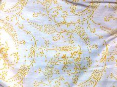 "5 yard Loose Fabric Handmade 100% Cotton""Hand Block"" Sanganeri Print Fabric CSL #Handmade"