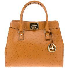 MICHAEL KORS textured tote bag ❤