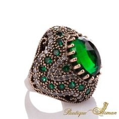 #ottoman Hareem Exclusive Collection Ring HS-0010  #jewelry #ottoman