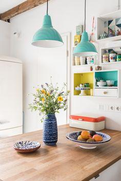 Die 587 besten Bilder von Küche Deko in 2019 | Open plan kitchen ...
