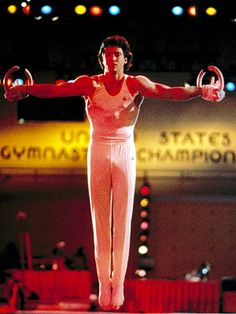 Mitch Gaylord American Anthem, 1984 Olympics, American Athletes, Athletic Men, Olympic Games, Figure Skating, Over The Years, The Incredibles, Film